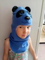 Шапка-шлем для детей - Изображение 3