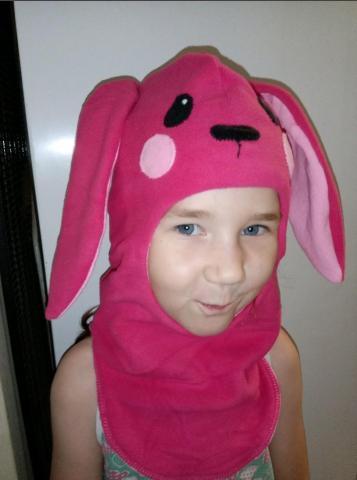 Шапка-шлем для детей - 3