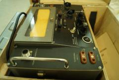 Ground tape recorder mn-61 for the air force
