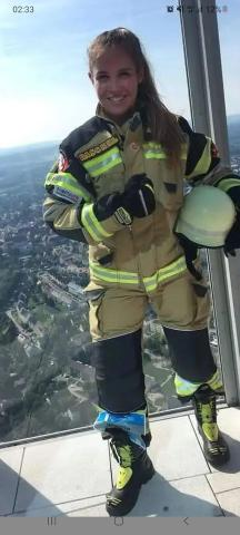 firefighter's combat clothing - 1