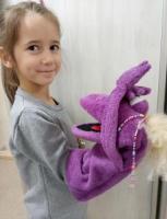 Развивающая игрушка на руку - Изображение 3