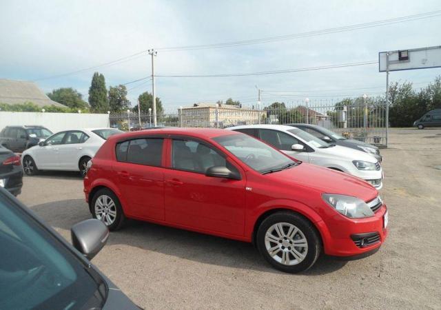 Продам Opel Astra, хетчбэк. в Европе - 1