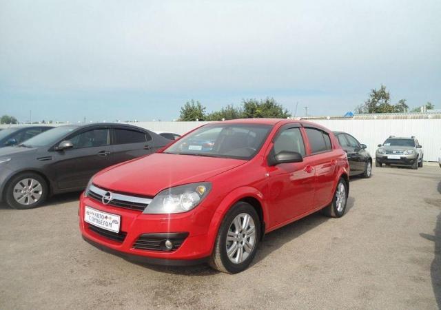 Продам Opel Astra, хетчбэк. в Европе - 2