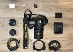 Продается цифровая зеркальная полнокадровая фотокамера nikon d610 body в Европе - Изображение 4