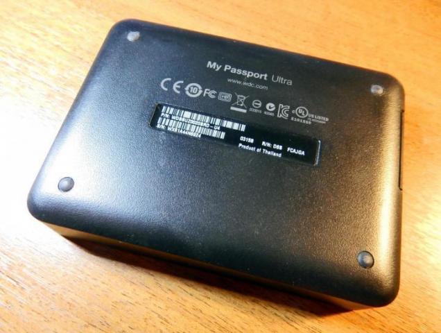 Продам Внешний жесткий диск WD My Passport Ultra,RED в Германии - 4