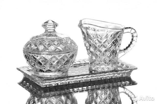 Продам набор для чая Bohemia в Болгарии - 1