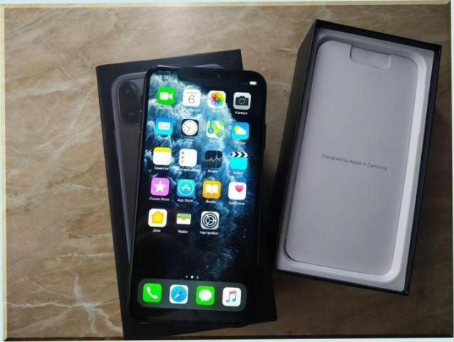 Продам телефон Iphone 11 pro max в Европе - 3