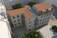 Новая 2,5-комнатная квартира в городе Нюрнберг,в Германии