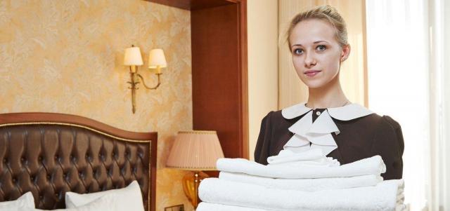 Требуется  в мини-отель Горничная в Греции - 1
