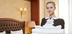 Требуется  в мини-отель Горничная в Греции