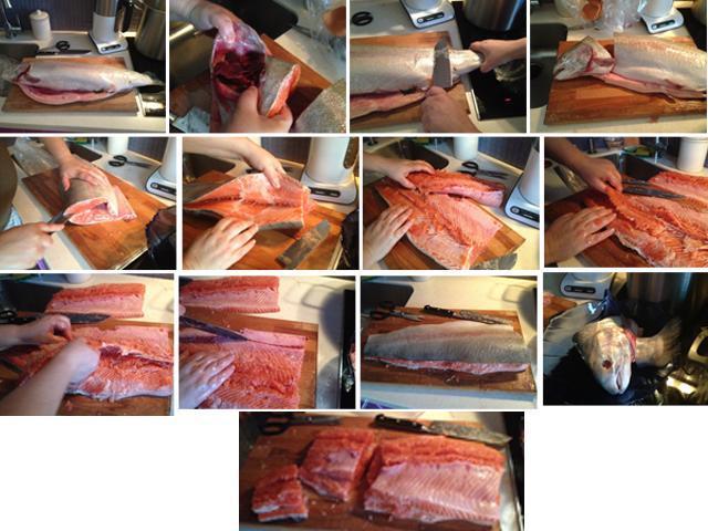 Требуется специалист по филерованию рыбы в  Исландии - 1