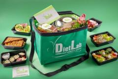 healthy food delivery business
