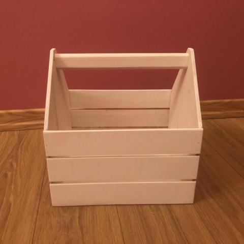 Продам ящик деревянный с ручкой в Европе - 1