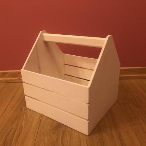 Продам ящик деревянный с ручкой в Европе - 2