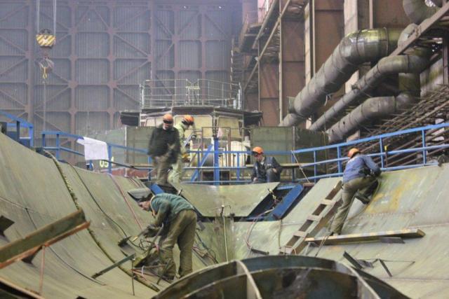 Предлагаю работу сборщика  корпусов металлических судов в Литве - 1
