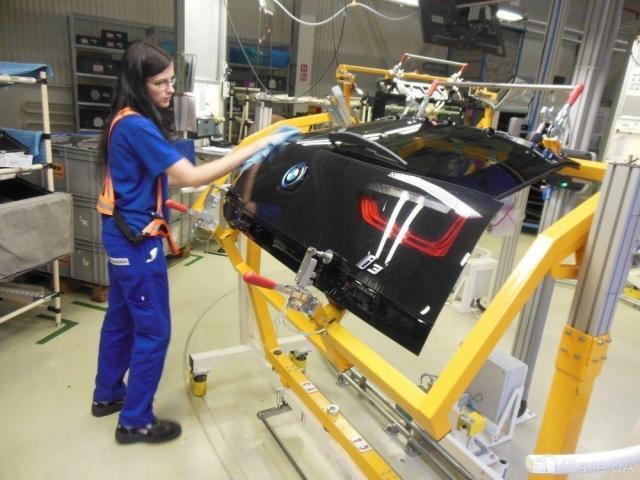 Требуются рабочие на автозавод в Чехии - 1