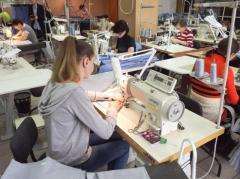 требуются швеи  фабрику в Германии