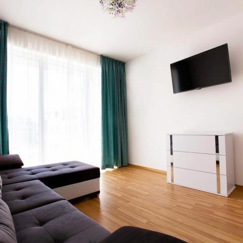 Стильные, просторные апартаменты в Болгарии, Солнечный Берег - 1