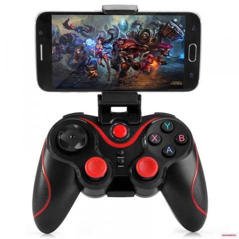 Продам беспроводной универсальный игровой джойстик/геймпад, GEN GAME S5 в Европе - 1