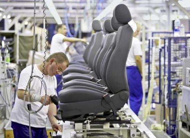Требуются  рабочие на сборку автомобильных кресел в Чехии - 1