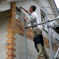 Требуются клинкерщики на строительство коттеджей в  Бельгии