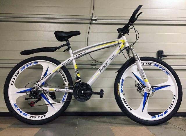 Новые велосипеды - 1