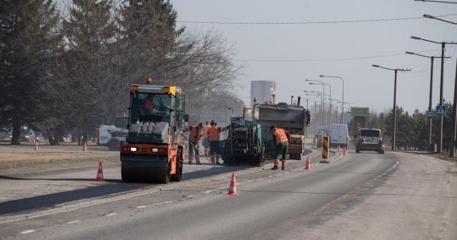 Требуются мужчины на дорожные работы  на стройку в Литве - 1