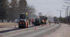 Требуются мужчины на дорожные работы  на стройку в Литве