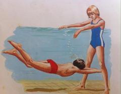 Предлагаю работу Тренера по плаванью в Польше