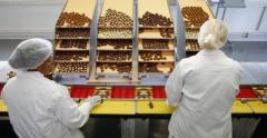 Требуются упаковщики конфет во Франции