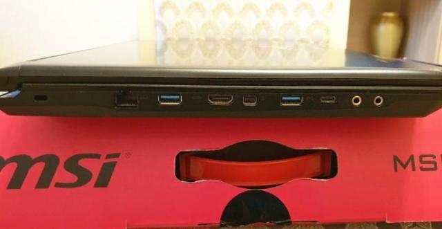 Ноутбук MSI GL72 6QF (Core i7/8.0Gb/1000Gb) в Германии - 3