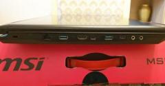 Ноутбук MSI GL72 6QF (Core i7/8.0Gb/1000Gb) в Германии - Изображение 3
