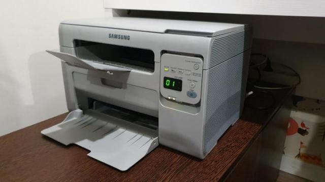 Продаю лазерное МФУ Samsung SCX-3400 в Греции - 1