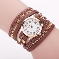Продам Кожаный Браслет - часы в Англии