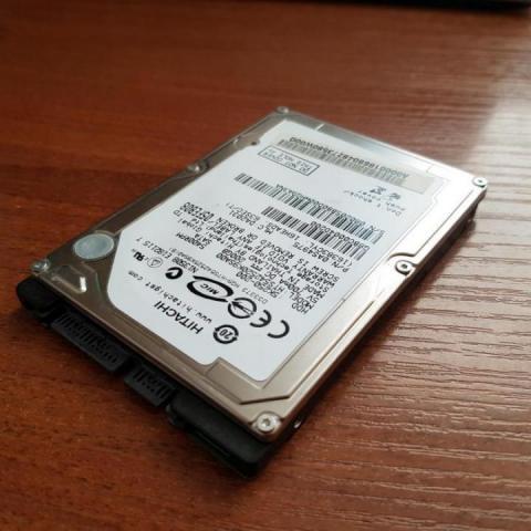 Продам жесткий диск для ноутбука в Словакии - 1