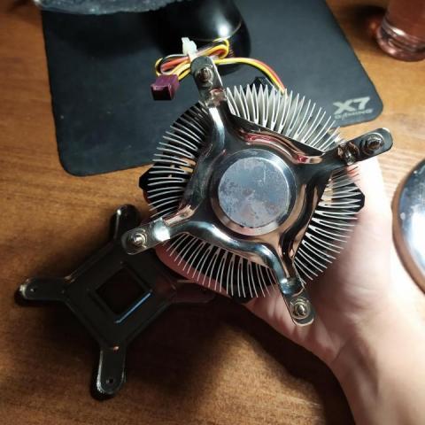 Продам   Кулер для процессора  в Польше - 2