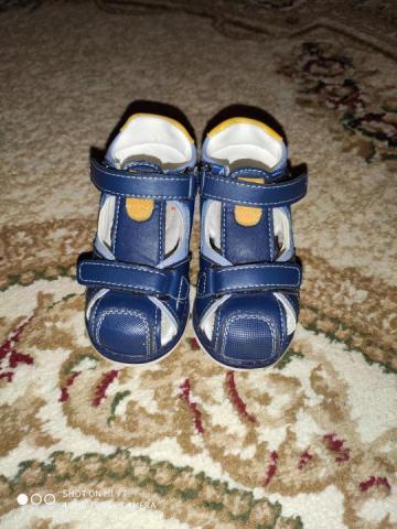 Продам Ортопедические  детские сандали в Польше - 1