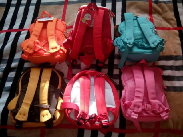 Рюкзаки 3D Nohoo для ваших маленьких модниц и модников в Европе - 2