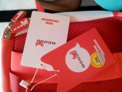 Рюкзаки 3D Nohoo для ваших маленьких модниц и модников в Европе - Изображение 3