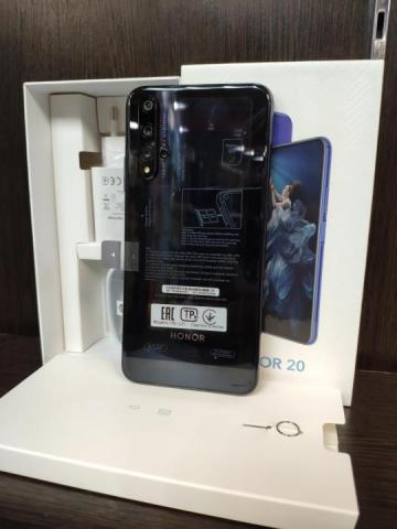 Продам новый  телефон Honor 20 6/128gb в Норвегии - 2