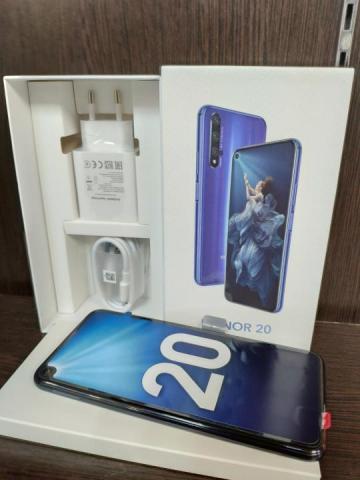 Продам новый  телефон Honor 20 6/128gb в Норвегии - 3