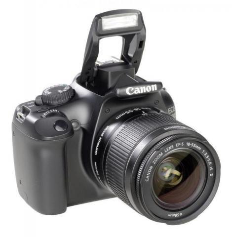 Продам фотокамеру Canon 1100d в Болгарии - 1