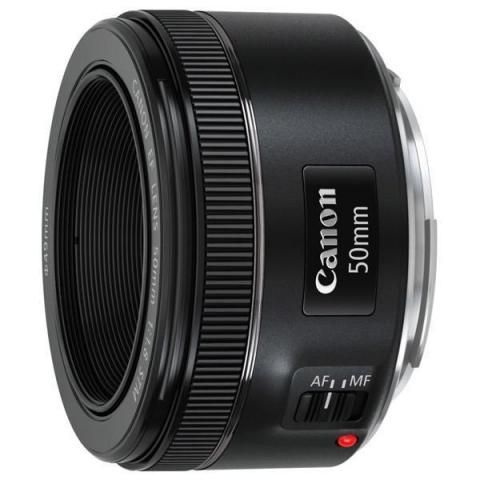 Продам Объектив Canon EF 50mm f/1.8 STM в Венгрии - 3