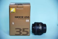 Продам Объектив 35 mm диафрагма 1.8 в Венгрии