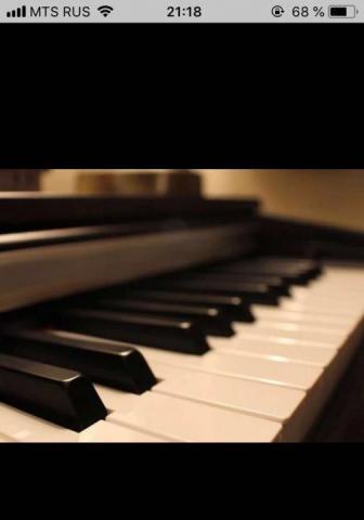 Окажу услугу Репетитор по фортепиано в Австрии - 1