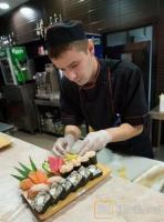 Предлагаю работу поваром - сушистом в Эстонии