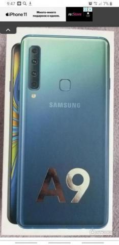 Продам классный телефон Самсунг а 9 - 1