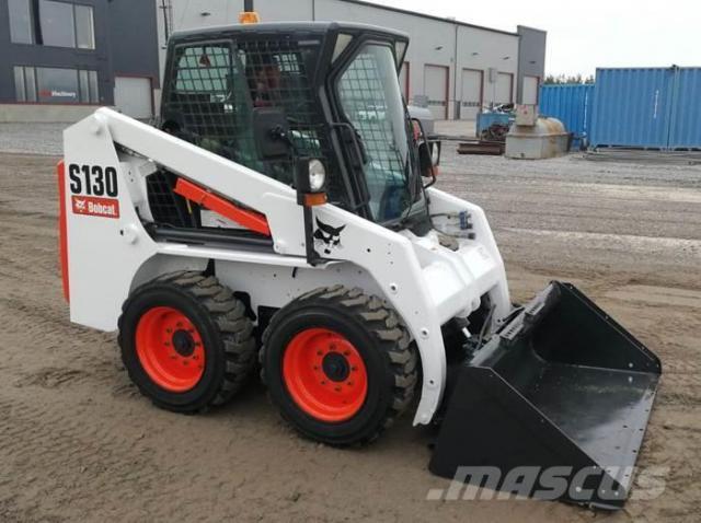Bobcat s130 - 4