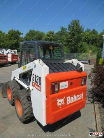 Bobcat s130 - 5