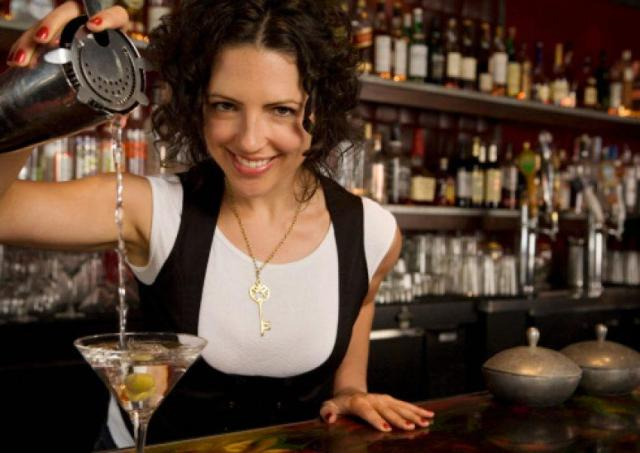 Предлагаю работу официант-бармен - 1